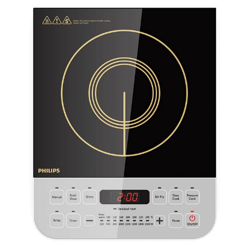 Best Buy Philips Induction Cooktop in India