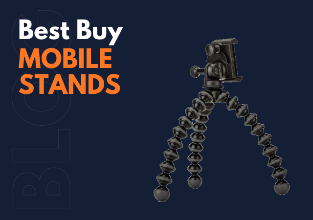 Best Buy 3 Mobile Stands in India 2020