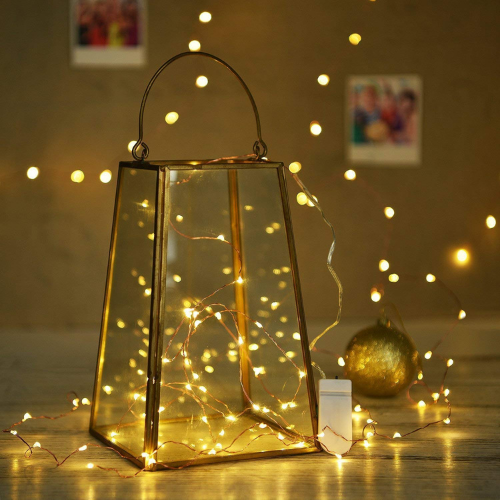 Fairy Twinkle Lights LED - Battery Powered Decoration Lights.