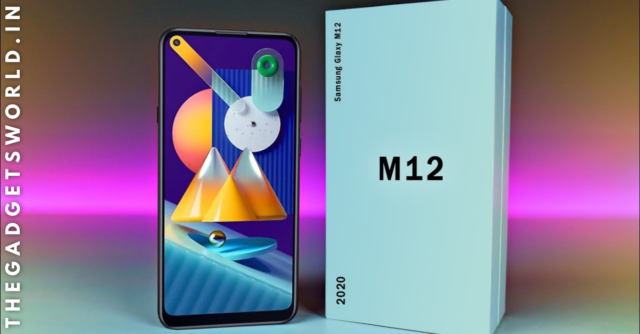 Galaxy M12 Back Case And Tempered Glass Combo Buy Now